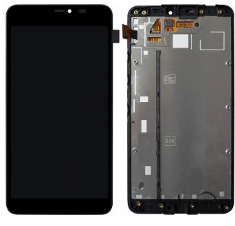 Ecran LCD complet Nokia Lumia 640 XL