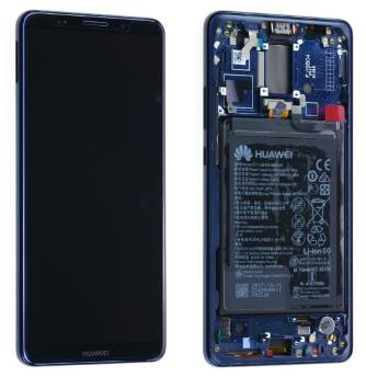 Ecran complet (châssis + batterie) Huawei Mate 20d'origine Huawei