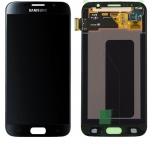 Ecran Complet Noir Galaxy S6 edge (G925F)