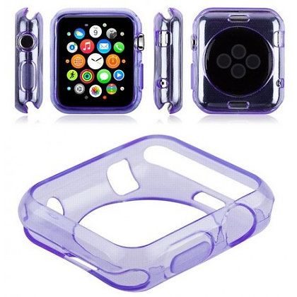 Coque silicone Apple Watch 38mm