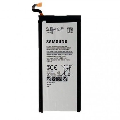 Batterie d'origine Samsung Galaxy S6 Edge Plus