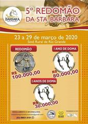 5º REDOMÃO DA SANTA BÁRBARA