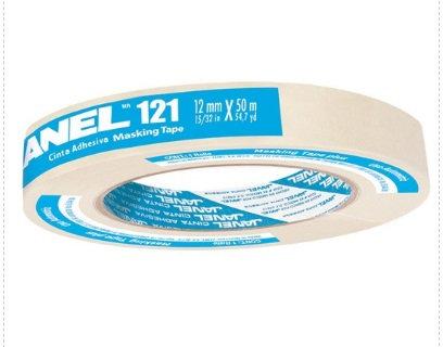 Cinta adhesiva masking tape mod. 121