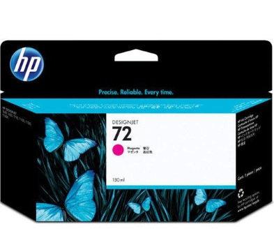 Cartucho de tinta HP 72 de 130�ml magent