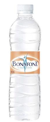 AGUA BONAFONT DE 600ML. 12 PZAS