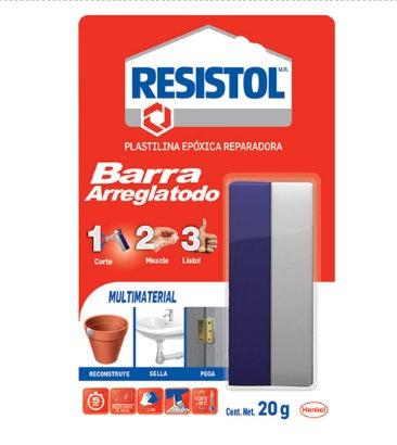 BARRA ARREGLA TODO RESISTOL DE 20 GRS