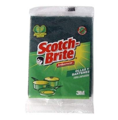 FIBRA VERDE SCOTCH-BRITE, (10.7X150MM