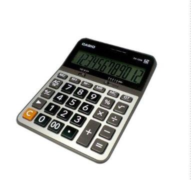 Calculadora básica semi escritorio