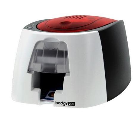 LM-Badgy200 Impresora de credenciales