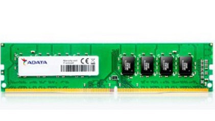 ADATA DDR4 8GB UDIMM 2400 SINGLE TRAY