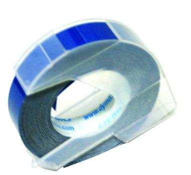 LM-Cinta azul p/rotulador 3/8, 1 pza.