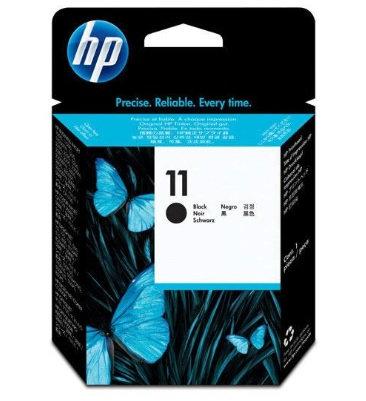 Cabezal de impresión negro HP 11