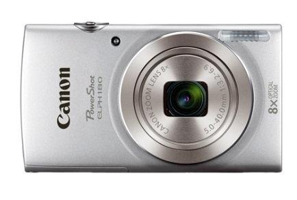 Cámara Power Shot ELPH 180 Silver Canon
