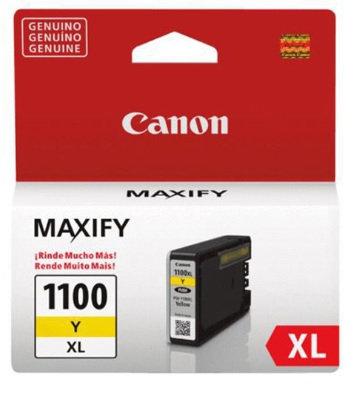 Tanque de tinta Canon PGI-1100 XL Y