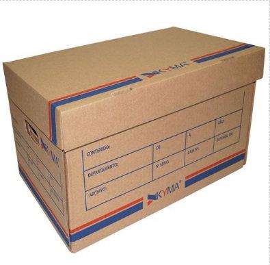Caja de Cartón p/Archivo Carta