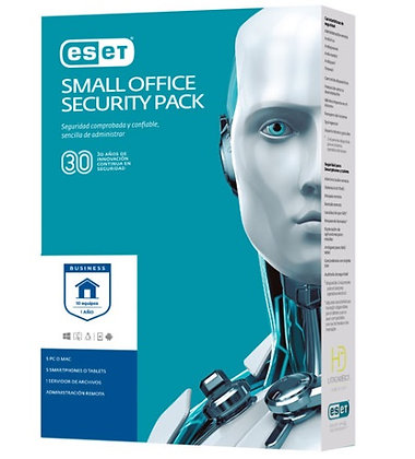 ESET SMALL OFFICE SEC10 LIC V2019