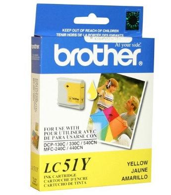 Cartucho de tinta Amarillo para la DC