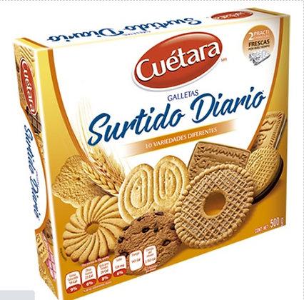 GALLETAS SURTIDO ESPECIAL 500 GRAMOS