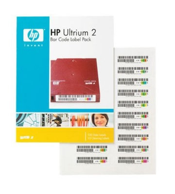 LM-HP Ultrium 2 Bar Code Label