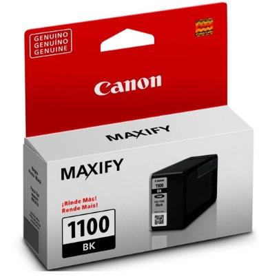 LM-Tanque de tinta Canon Negro PGI-1100