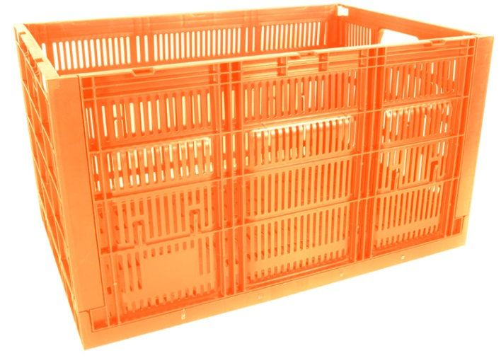 Caja cpr colapsable 34