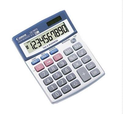 Calculadora escritorio Canon LS100TS