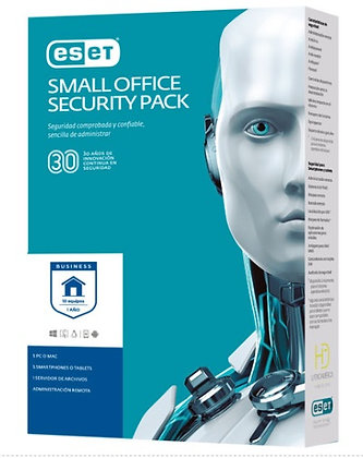 ESET SMALL OFFICE SEC10 LIC V2019