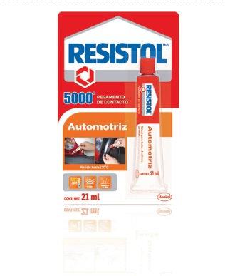 LM-Resistol 5000 Automotriz de 21ml