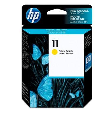 Cartucho de tinta amarilla HP 11