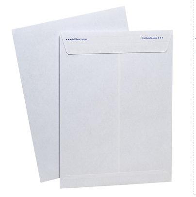 Sobre bolsa blanco carta engomado