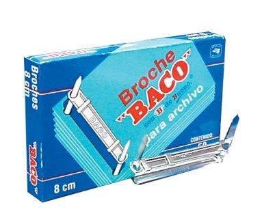 BROCHE BACO 8CM CLASICO
