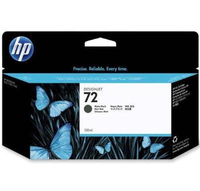 Cartucho de tinta HP 72 de 130ml negro