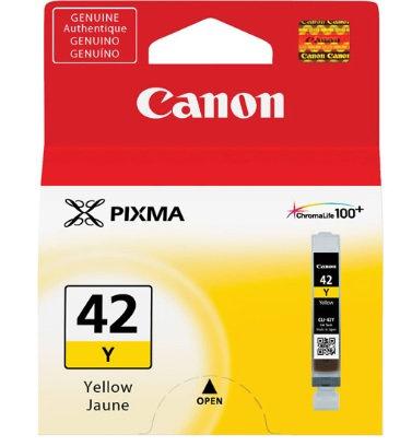 Tanque de tinta Canon Amarillo CLI-42 Y