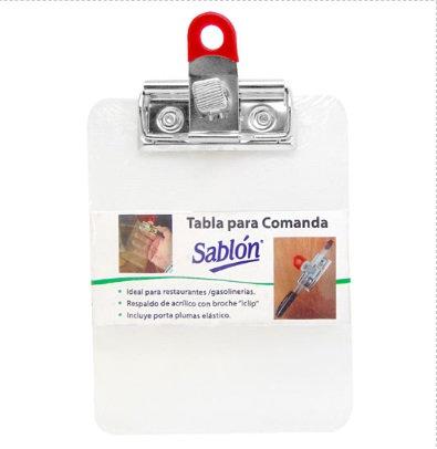 LM-TABLA COMANDA I-CLIP