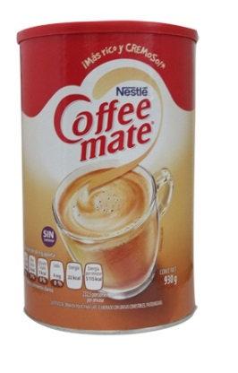 COFFEE MATE ORIGINAL DE 930 GRAMOS