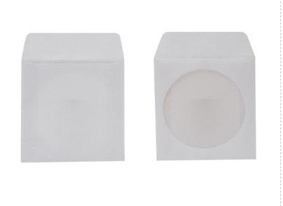 Sobre Blanco para CD c/ventana c/50