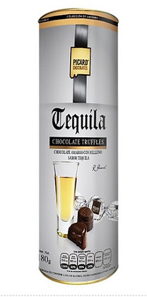 CHOCOLATE AMARGO RELL DE TEQUILA