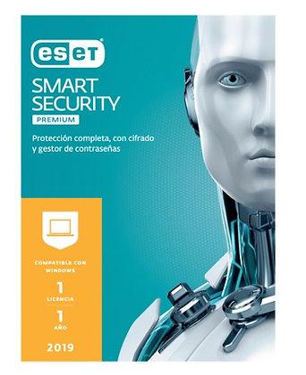 ESET SMART SEC PREM 1 LIC 2019