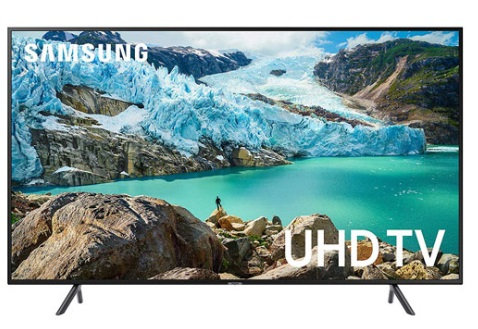 "SAMSUNG SMART TV 75"" LED PLANA UHD 4K"