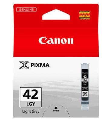 Tanque de tinta Canon Gris CLI-42 GY