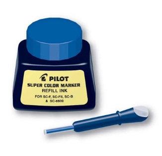 Tinta SC-RF azul para marcador