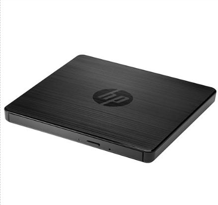 Quemador de DVD externo HP USB