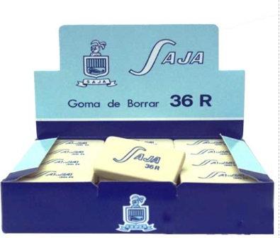 Goma Saja C/ 36 pzas