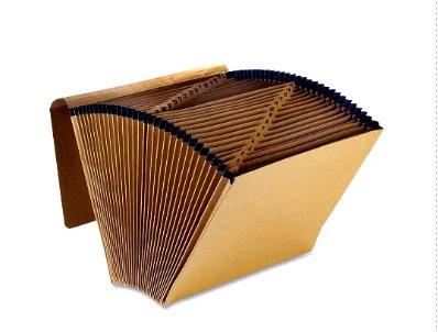 LM-Archivo Expandible Kraft Carta 31 div