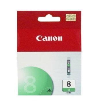 LM-Tanque de tinta Canon Verde CLI-8 G