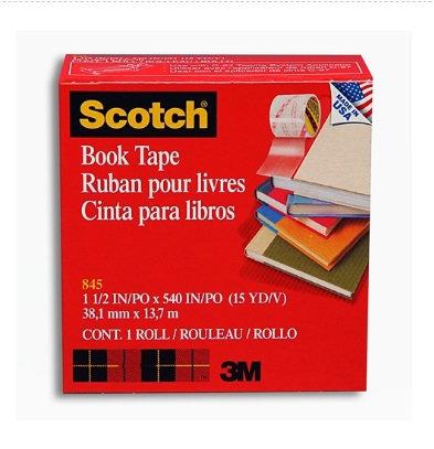 LM-CINTA BOOK TAPE .038 X 13M