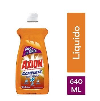 LAVATRASTES LIQUIDO AXION COMPLETE 640ML