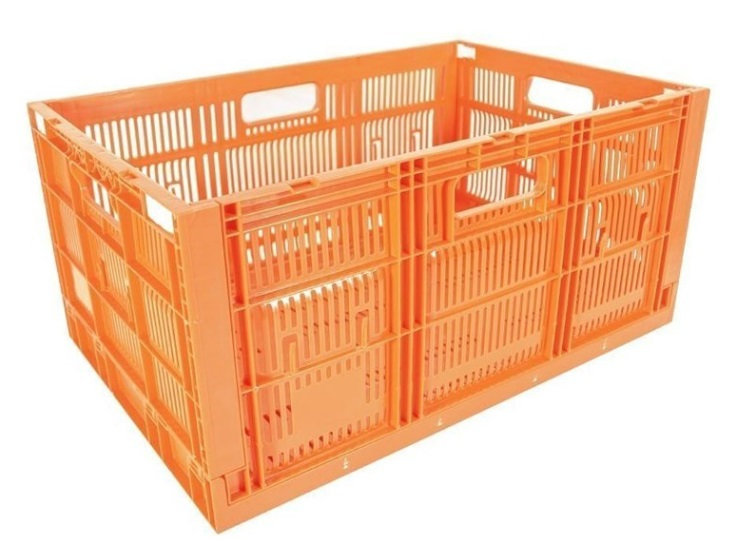 Caja cpr colapsable 28