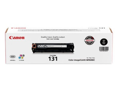 Cartucho para tóner Canon 131 Y