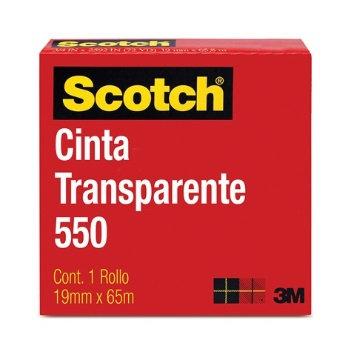 CINTA TRANSPARENTE 19X65